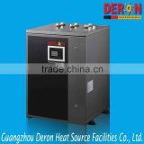 Deron Top sale water to water heat pump, micro portable type with R410a Daikin or Copeland