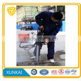 Firefighting equipment rescue tools concrete/pavement broken equipment hydraulic chain saw