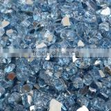 Fireplace fire glass,Decorative Fire Glass,Tempered Glass