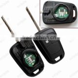 Op-el-R10 for Opel 2 button remote key with geniue remote pcb,with 434mhz with 7941 chip