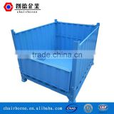 Golden supplier storaging shipping steel blue spray paint stacking bulk steel containers