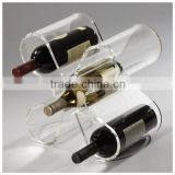 Top Quality First-glass New Lucite Material Cast Plexiglass Sheet Acrylic Wine Rack Made in China