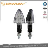 New design motorcycle accesories led indicator turn light