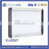 Chinese supplier wholesales x-ray film viewer,X-ray LED film viewer,Medical x-ray film viewer
