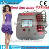 lipo laser medical beauty machine / cold laser slim esthetic machines