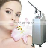 Mole Removal Fractional Co2 Laser Resurfacing Spot Scar Pigment Removal Machine For Stretch Marks/wart/acne Treatment