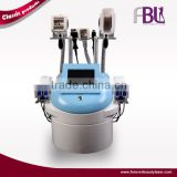 Lose Weight Cryolipolysis Vacuum Roller Cold Laser Fat Melting RF 4 In 1 Combined Body Slimming Machine