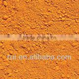 Iron oxide orange inorganic pigment