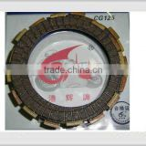 Motorcycle Engine Parts 125cc Cluth Disc 150cc Engine Clutch Disc 250cc Engine Clutch disc