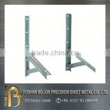 ISO certificated custom wall mount bracket for air conditioner , metal bracket, steel bracket
