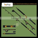 foldable carbon telescopic fishing rod blanks