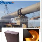 Calcination equipment rotary kiln calcining bauxite,coal, dolomite and Ceramic Proppants