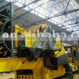 Mobile Crusher ( Portable Impact Crushing Plant/ Portable Rock Crusher , Crushing Station )--CHINA YUFENG