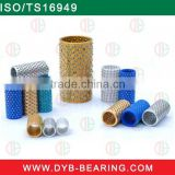 copper or aluminium or POM used in cold punching mold machine tools high quality rollers FZ Linear Arrangment Ball Retainer