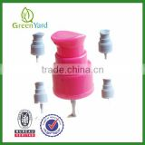 Treatment pump for cream, foundation/toner pump