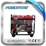 PF5000CLE High quality air cooled 4 storke 186FB diesel engine 4.5kw small portable diesel generator