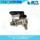 Brass bib tap and Stainless Steel Beverage Spigot