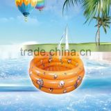 outdoor rubber swimming pool, mini outdoor swimming pool