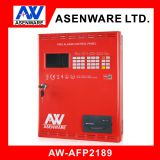 1 loop addressable fire alarm control panel with 324 points