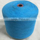 High quality 100% OE colored recycled cotton yarn 21s/2 for knitting