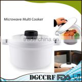 NBRSC Mini Microwave Pressure Cooker Good For Rice Noodle And More