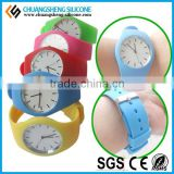 New Design All Colors Cute Silicone watches