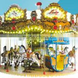 Quality merry go round for children and family LT-4025A