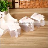 OEM Kitchen Food-Grade Spice Storage Plastic Seasoning Box with 4 Small Box One Set Golden Supplier In Alibaba