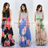 cheap evening Ball gowns Long dress maxi Comfortable classic Sleeveless Floral designer gowns