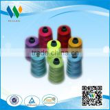 Dyed Pattern and High Tenacity Feature polyester sewing thread 40S/2 60S/2 for garment factory