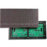 P4.75 double color LED display module