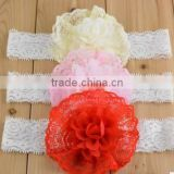 BABY WEARS!NEWSET EUROPEAN STYLE FASHION lace HEAD BANDS FOR BABY GIRLS