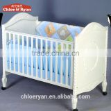 Wooden furniture baby game bed kids cot baby princess bed prices