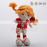 Real baby love doll & plush girl doll & sport baby dolls