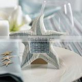 """Nature's Bounty"" Wooden Starfish Frame/Place Card Holder v"