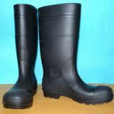 Men Black Safety rain boots,Low price rain boots,Work PVC rain boot,Cheapness rain boots,Safety boots