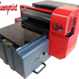 Small digital uv led printing process flatbed printer price NVP3256