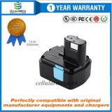 Cellularmega 14.4v 2.0Ah Replacement Battery for Hitachi 324367 EB1414S EB 1414, EB 1414S, EB 1424, EB 14B, EB 14S Hitac