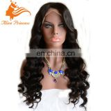 cheap lace front wig with baby hair body wave lace wigs for small heads african american headband wigs