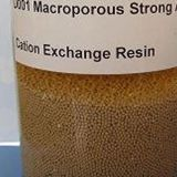 D001 Macroporous Strong Acid Cation Exchange Resin
