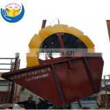 Portable Sand Washing Plant Wheel Sand Washing Machine For Sale