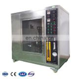 Rubber Horizontal and Vertical Flammability Test Equipment
