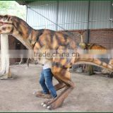 Lisaurus-C-High Quality Most Realistic Factory Price Fiberglass Silicon Dinosaur for Theme Park on Sale
