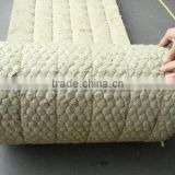 Basalt Fiber Rockwool Felt Insulation Blanket