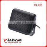 ES-603 External CB Radio Speaker for GPS all brand CB mobile radio with 8ohm/4ohm 3W power and 3.5mm plug amplified cb speaker