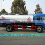 FAW 8-10T WATER TANK TRUCK, 4X2 WATER DELIVERY TRUCKS CHEANP PRICE ON SALE IN Uzbekistan
