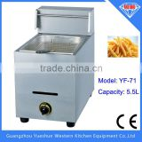 economical Professional supplying lpg gas donut pressure deep fryer