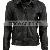 Leather Jackets / cowhide real leather jackets / natural Leather jackets / Baseball jackets