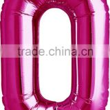 16 inch innovative mini mylar number balloons for party decoration                                                                                                         Supplier's Choice