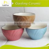 4 Inch Factory direct wholesale stoneware bowl
